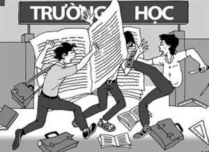 Bạo lực học đường - Nguyên nhân dẫn đến bạo lực học đường 2