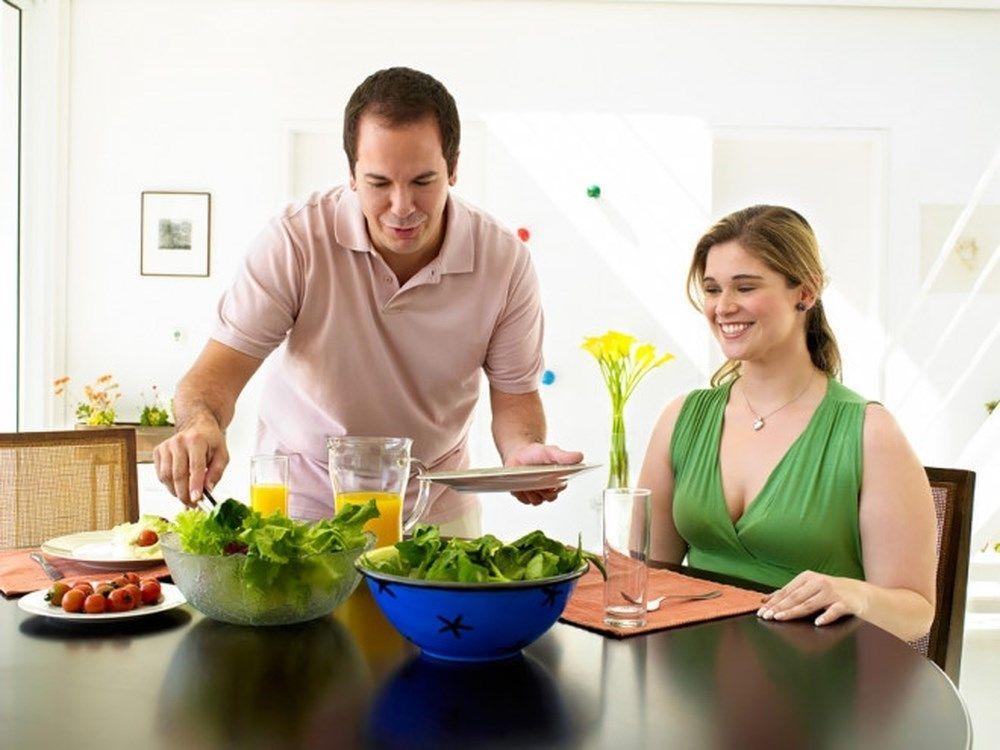 Thực đơn ăn gì để sinh con trai chuẩn nhất cho bố mẹ