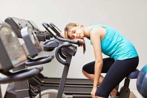 Gián đoạn luyện tập thể dục những tác hại liên quan 1