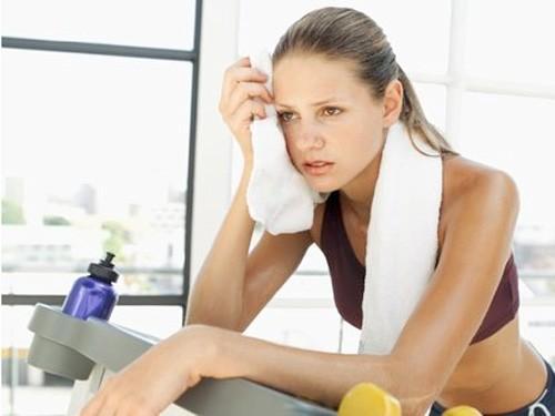 Gián đoạn luyện tập thể dục những tác hại liên quan 2