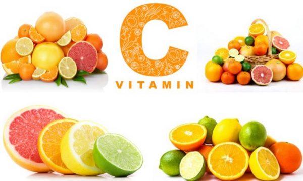 món ăn cho bà bầu sắp sinh giàu vitamin C