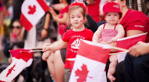 Sinh con ở Canada